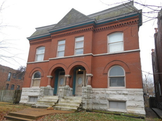 2 Bedrooms 1 Bathroom House for rent at 4022 Cleveland in St Louis, MO