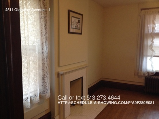 2 Bedrooms 1 Bathroom House for rent at 4511 Glenway Avenue in Cincinnati, OH