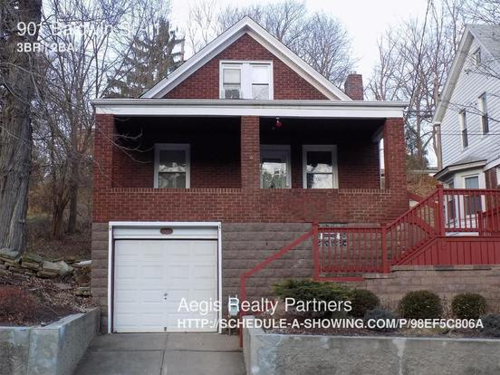 3 Bedrooms 1 Bathroom House for rent at 901 Baldwin St in Pittsburgh, PA