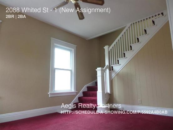 2 Bedrooms 2 Bathrooms House for rent at 2088 Whited St in P Ittsburgh, PA