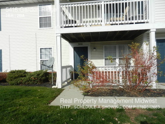 2 Bedrooms 2 Bathrooms House for rent at 5416 Garden Ridge in Columbus, OH