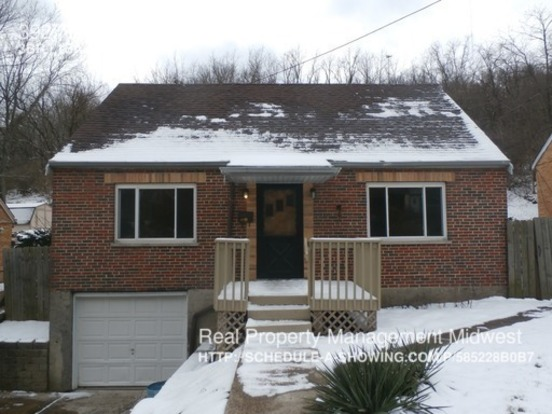 3 Bedrooms 1 Bathroom House for rent at 3927 Delhi Ave. in Cincinnati, OH