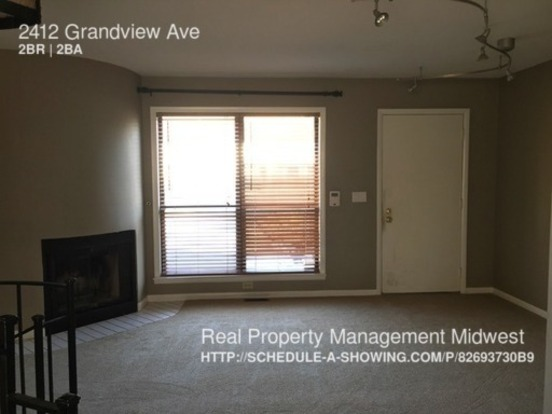 2 Bedrooms 2 Bathrooms House for rent at 2412 Grandview Ave in Cincinnati, OH