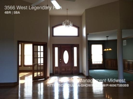 4 Bedrooms 3 Bathrooms House for rent at 3566 West Legendary Run in Cincinnati, OH