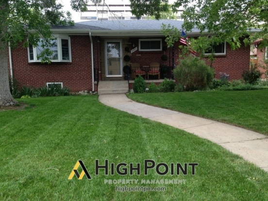 3 Bedrooms 2 Bathrooms House for rent at 3382 Pontiac St. in Denver, CO