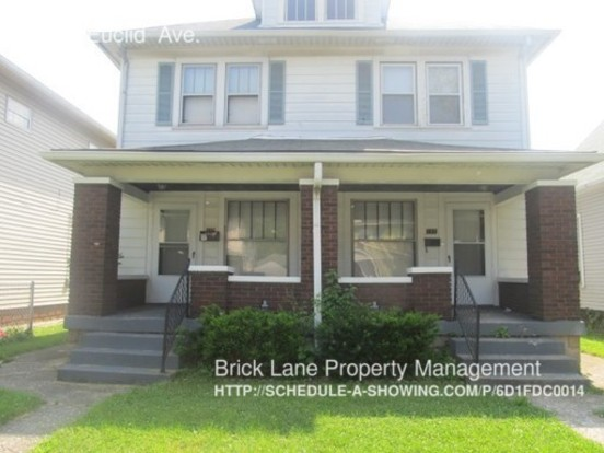 2 Bedrooms 1 Bathroom House for rent at 117 N. Euclid Ave. in Indianapolis, IN