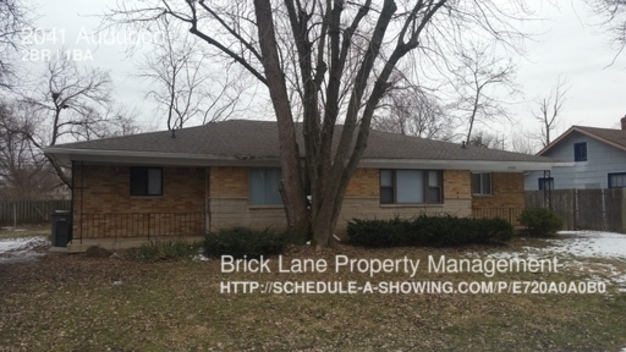2 Bedrooms 1 Bathroom House for rent at 2041 Audubon in Indianapolis, IN