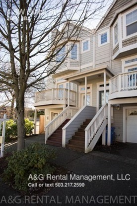 2 Bedrooms 2 Bathrooms House for rent at 4 Sw Gibbs St. in Portland, OR