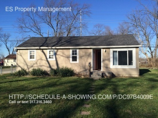 3 Bedrooms 1 Bathroom House for rent at 4702 E. Morris Street in Indianapolis, IN