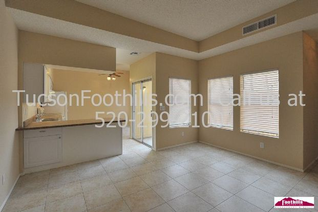 2 Bedrooms 1 Bathroom House for rent at 4473 Pyracantha Drive in Tucson, AZ