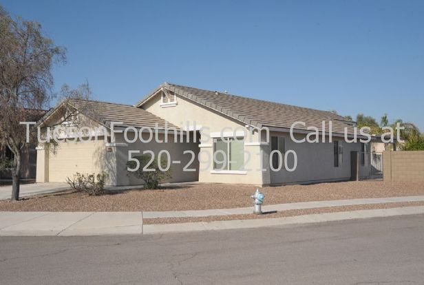 3 Bedrooms 2 Bathrooms House for rent at 7870 School Hill Pl in Tucson, AZ