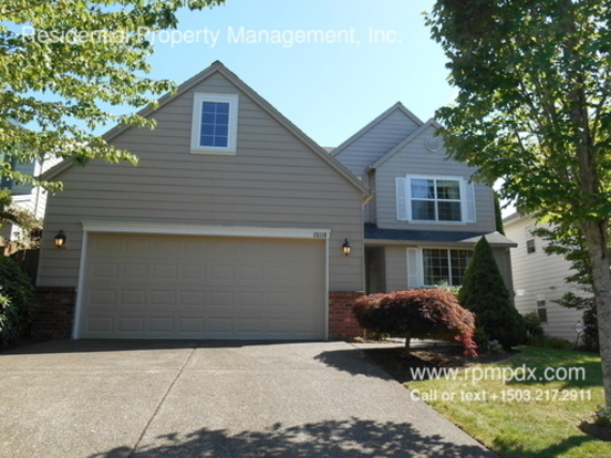 4 Bedrooms 3 Bathrooms House for rent at 15110 Nw Fawnlily Drive in Portland, OR