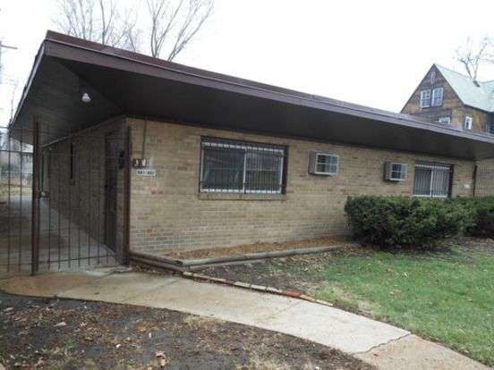 1 Bedroom 1 Bathroom House for rent at 867 Hamilton Ave. in St Louis, MO