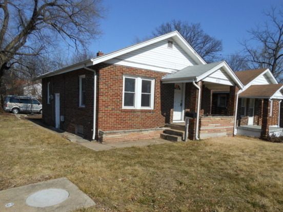 2 Bedrooms 1 Bathroom House for rent at 9535 Baltimore in St Louis, MO