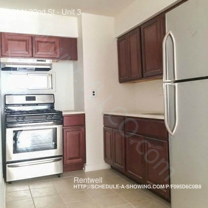 2 Bedrooms 1 Bathroom House for rent at 624 N 32nd St in Philadelphia, PA