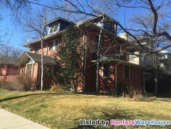 2 Bedrooms 1 Bathroom House for rent at 805 N Humboldt St in Denver, CO