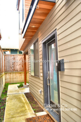 1 Bedroom 1 Bathroom House for rent at 4936 N Haight A And B in Portland, OR