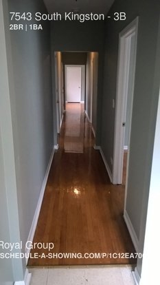 2 Bedrooms 1 Bathroom House for rent at 7543 South Kingston in Chicago, IL