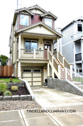 4 Bedrooms 3 Bathrooms House for rent at 9041 N Tyler Avenue in Portland, OR