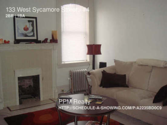 2 Bedrooms 1 Bathroom House for rent at 133 West Sycamore Street in Pittsburgh, PA