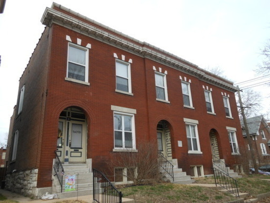 1 Bedroom 1 Bathroom House for rent at 3401 Hartford 1 F in St Louis, MO