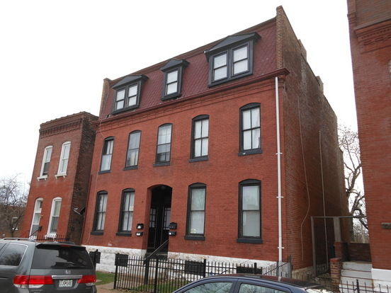 1 Bedroom 1 Bathroom House for rent at 2317 Indiana in St Louis, MO