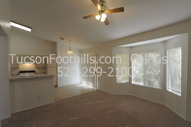 3 Bedrooms 2 Bathrooms House for rent at 7525 Summer Sky Dr in Tucson, AZ