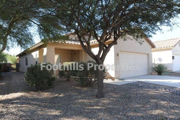 3 Bedrooms 2 Bathrooms House for rent at 7397 River Rim Place in Tucson, AZ