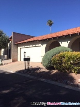 2 Bedrooms 2 Bathrooms House for rent at 1323 N Via Ronda Oriente in Tucson, AZ