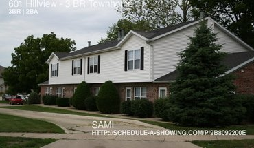 601 Hillview Apartment for rent in Normal, IL