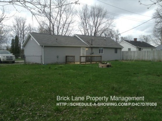2 Bedrooms 1 Bathroom House for rent at 4805 Prospect Street in Indianapolis, IN