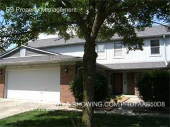 2 Bedrooms 2 Bathrooms House for rent at 5341 Cotton Bay Drive West in Indianapolis, IN