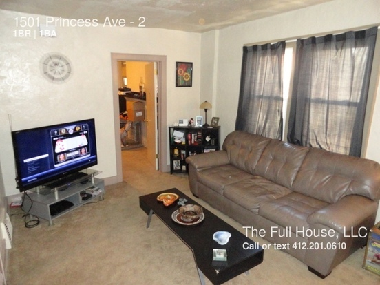 1 Bedroom 1 Bathroom House for rent at 1501 Princess Ave in Pittsburgh, PA