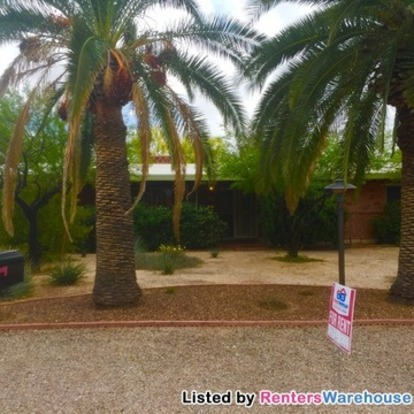 3 Bedrooms 2 Bathrooms House for rent at 5720 E Holmes St in Tucson, AZ