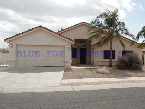 4 Bedrooms 2 Bathrooms House for rent at 8526 N. Sayante Way in Tucson, AZ
