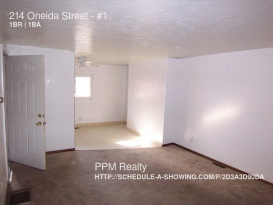 1 Bedroom 1 Bathroom House for rent at 214 Oneida Street in Pittsburgh, PA