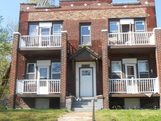 1 Bedroom 1 Bathroom House for rent at 4167 Lafayette in St Louis, MO