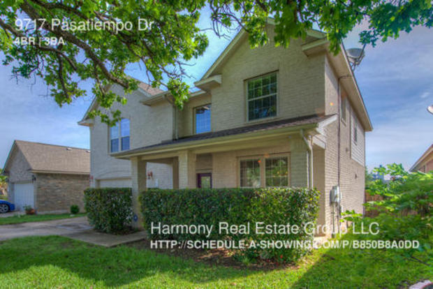 4 Bedrooms 2 Bathrooms House for rent at 9717 Pasatiempo Dr in Austin, TX
