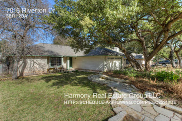 3 Bedrooms 2 Bathrooms House for rent at 7016 Riverton Dr in Austin, TX