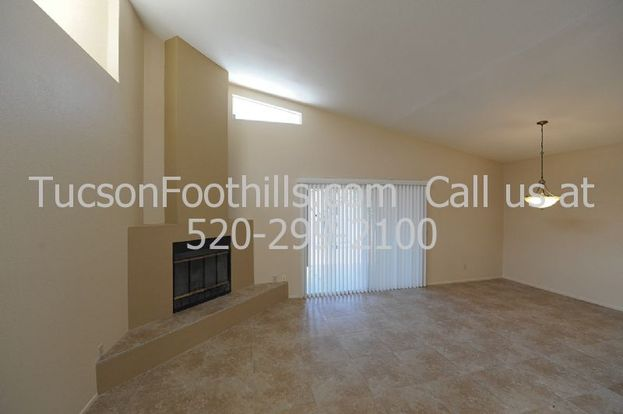 2 Bedrooms 2 Bathrooms House for rent at 4649 Mountain Quail Road in Tucson, AZ