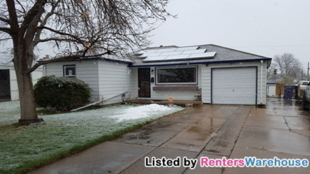 3 Bedrooms 1 Bathroom House for rent at 4845 W Gill Pl in Denver, CO