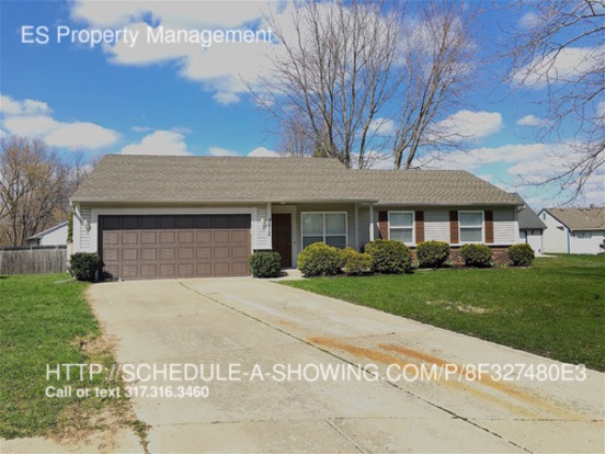 3 Bedrooms 2 Bathrooms House for rent at 3812 Cologne Ct. in Indianapolis, IN