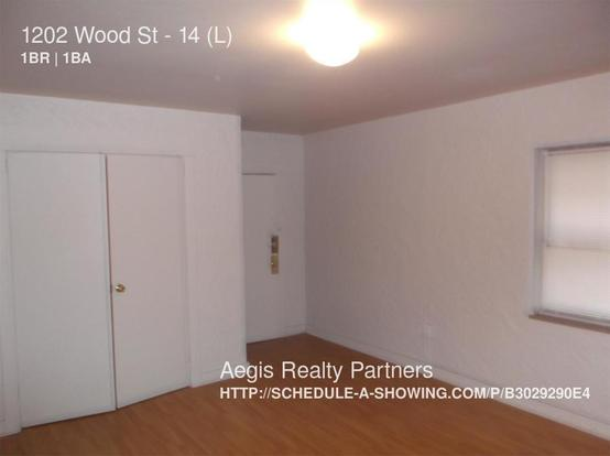 1 Bedroom 1 Bathroom House for rent at 1202 Wood St in Wilkinsburg, PA