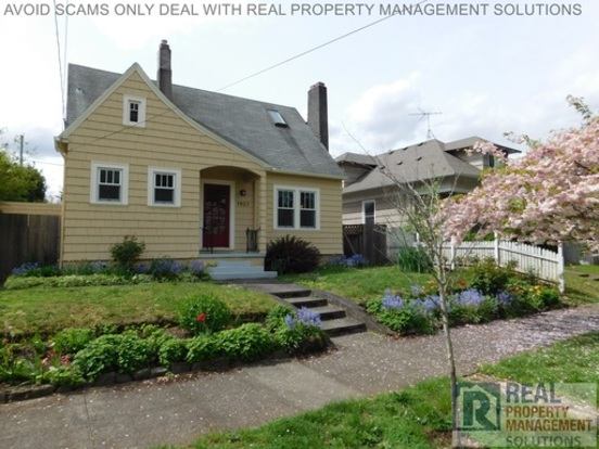 2 Bedrooms 2 Bathrooms House for rent at 7027 N Villard Ave in Portland, OR