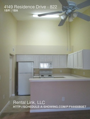 1 Bedroom 1 Bathroom House for rent at 4149 Residence Drive in Fort Myers, FL