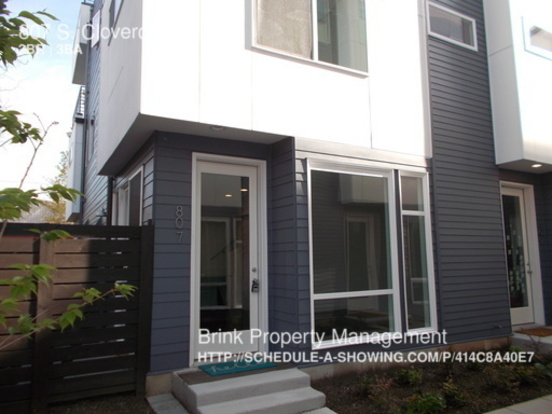 3 Bedrooms 2 Bathrooms House for rent at 807 S. Cloverdale St. in Seattle, WA