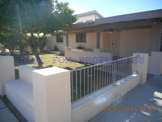 3 Bedrooms 2 Bathrooms House for rent at 1017 W. Navajo Street in Tucson, AZ