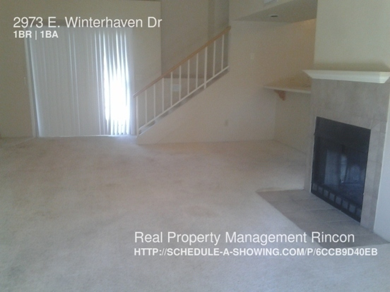 1 Bedroom 1 Bathroom House for rent at 2973 E. Winterhaven Dr in Tucson, AZ