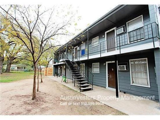 1 Bedroom 1 Bathroom House for rent at 901 Springdale Rd in Austin, TX