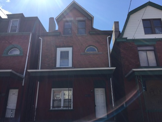 4 Bedrooms 1 Bathroom House for rent at 427 W Elizabeth in Pittsburgh, PA